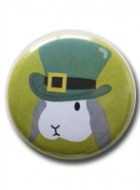 Button Badge St.Patrick
