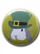 Button Badge St.Patrick