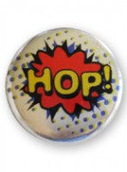 Button Badge – HOP!
