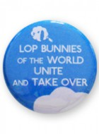 Button Badge – Unite and Take Over