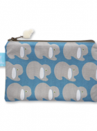Zipper Pouch – I love Lop/Grey