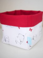 Fabric Box – Butterfly