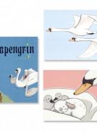 Postcard set – Lopengrin