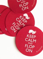 stickers – Keep Calm and Flop On