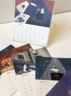2019 Desktop Calendar