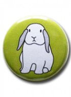 Button Badge Green