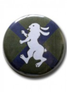 Button Badge Rampant Lop