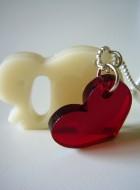 Love Lop Bunny Necklace