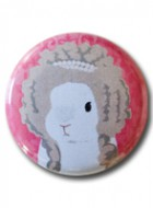 Button Badge Loptoinette