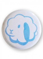 Button Badge – PomPom
