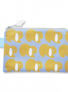 Zipper Pouch – I love Lop/Yellow